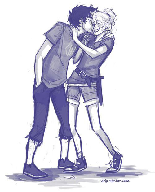 Percabeth of course