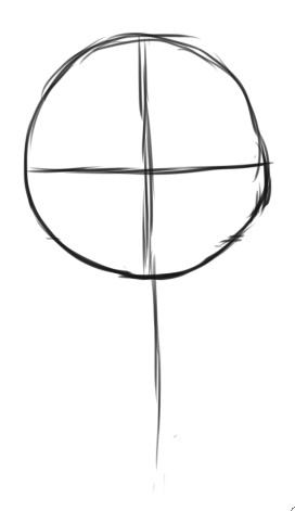 draw-a-cross-axis