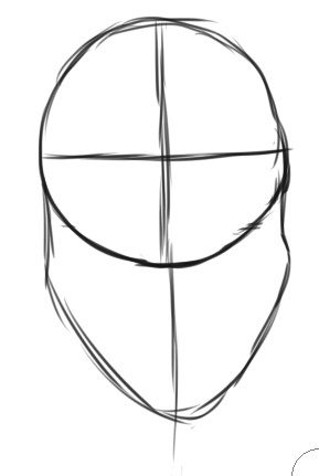 draw-a-rough-face-shape