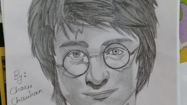 harry-potters-pencil-sketches
