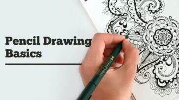 Pencil Drawing Basics, Pencil Sketching Basics